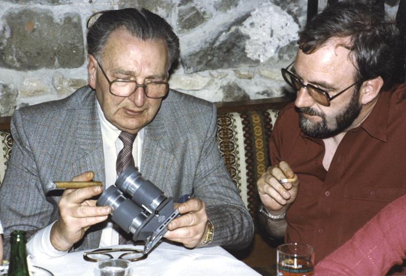 Staufenberg 1987 - Early days