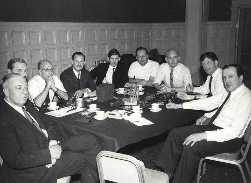 Leica Historical Society meeting - Early days