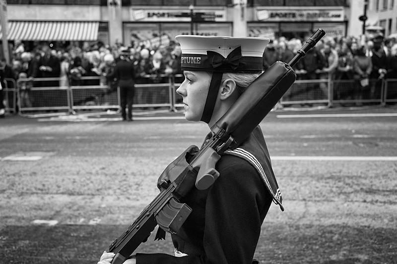 Guard of Honour - John Brockliss