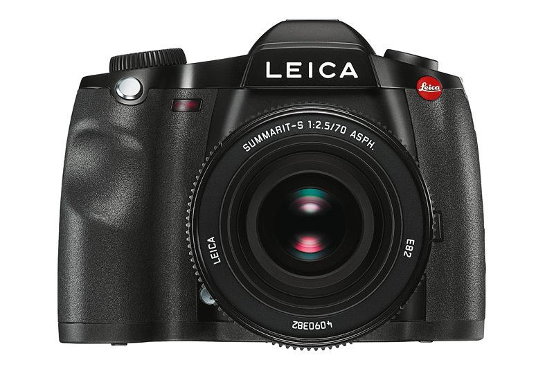 Leica-S_front - Leica S