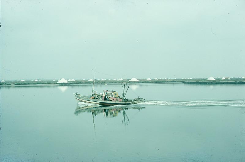 Fishing boat - Richard Davidson