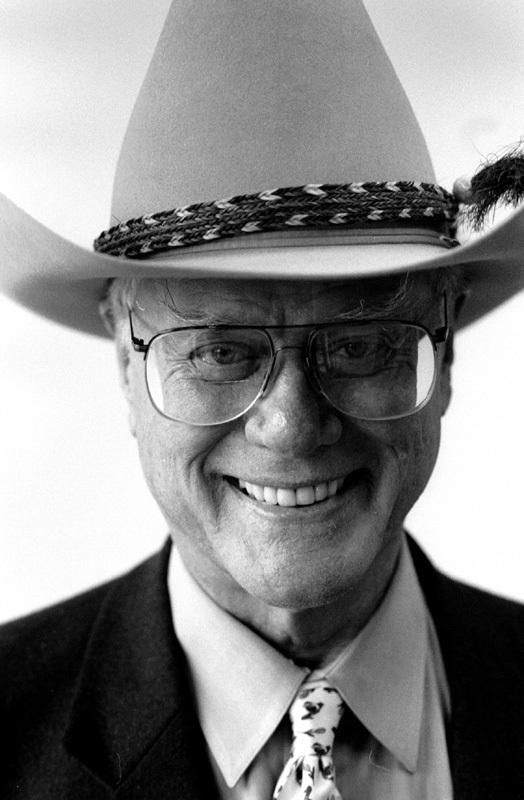 Larry Hagman - Phil Coomes