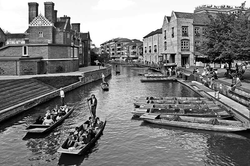 Cambridge1 - On the river 1 of 1 - Circle 9