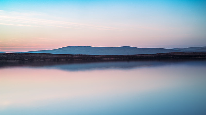 Lough Fea, Co Tyrone - Ulster's Wild Landscape