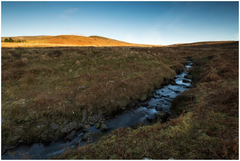 Evening Light in the Comeragh Mountains, Co Waterford - Munster's Wild Landscape