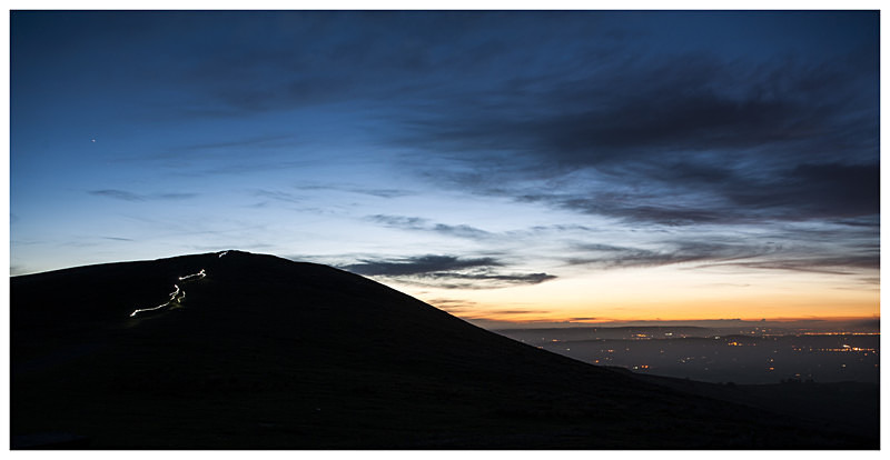 Nightwalkers on the Blackstairs, Co Carlow! - Leinster's Wild Landscape