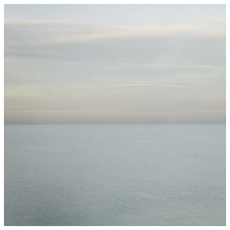 The Irish Sea - On a Winter's Evening! - Irish Water!