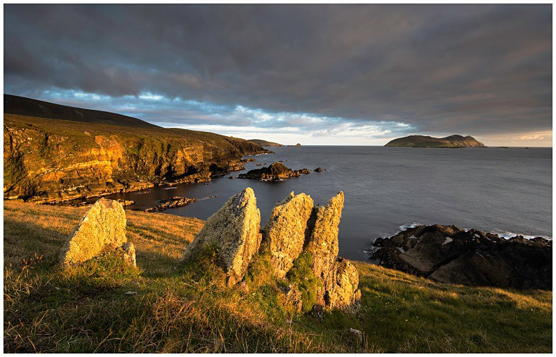 Slea Head and The Great Blasket Island, Co Kerry - Munster's Wild Landscape
