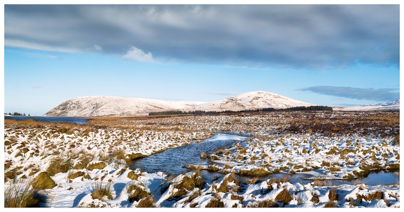 Spelga, Mourne Mountains, Co Down - Ulster's Wild Landscape