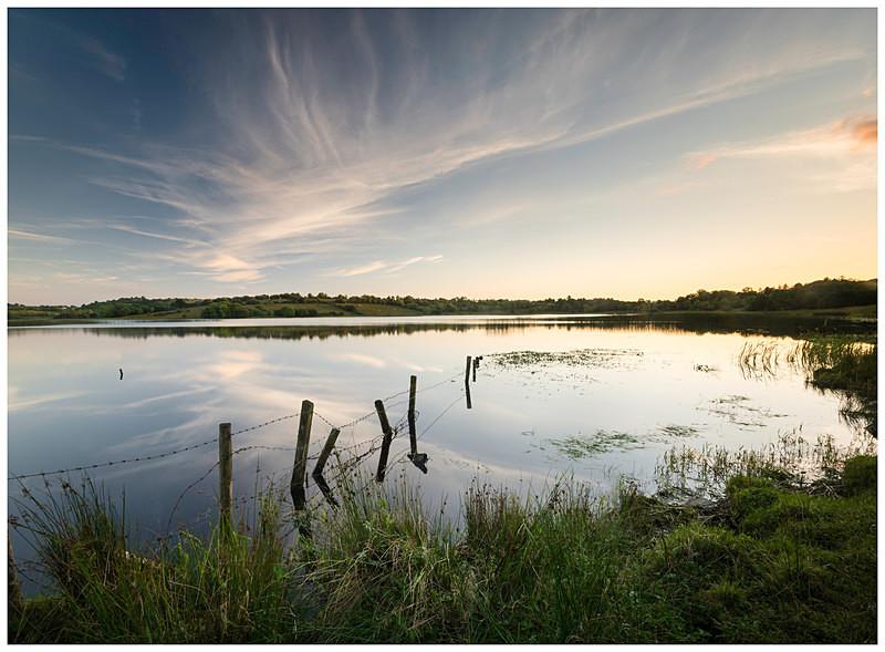 Evening Sky, Lough Scur, Co Leitrim - 12 Recent Images