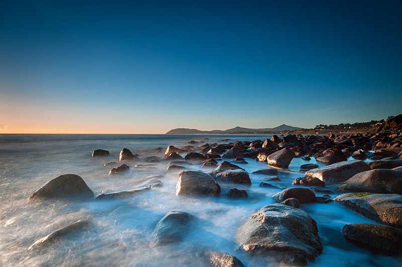 Sunrise on Killiney Beach, Co Dublin - Dublin's Wild Landscape