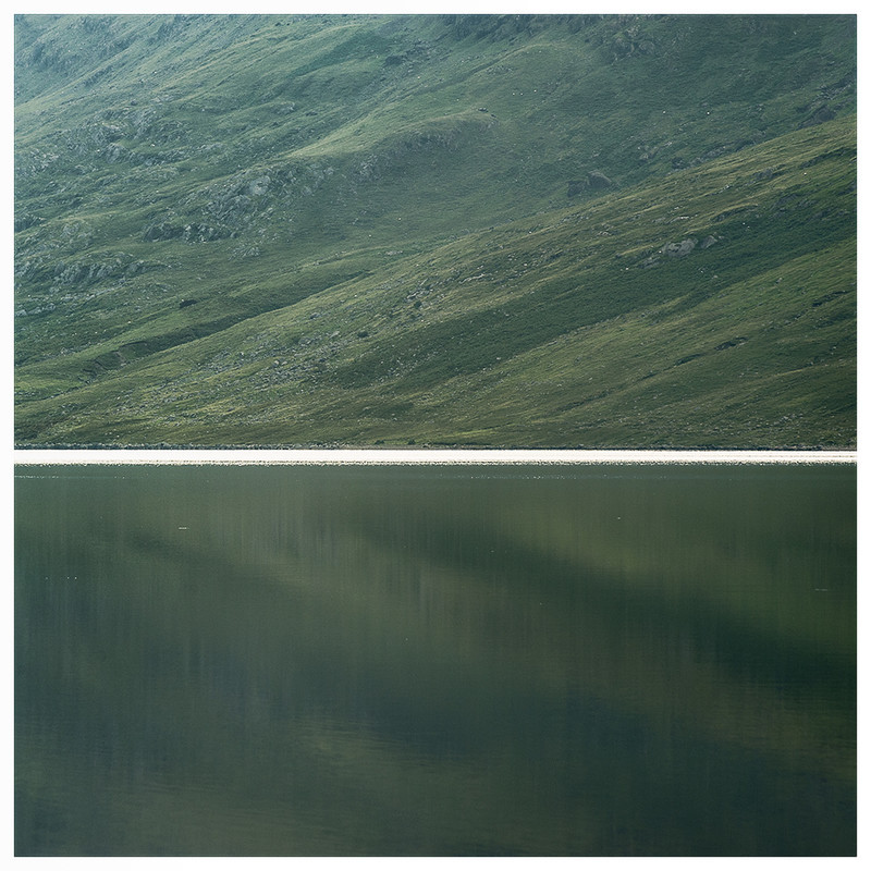 Lough Na Fooey, On a Hazy Summer's day! - Irish Water!