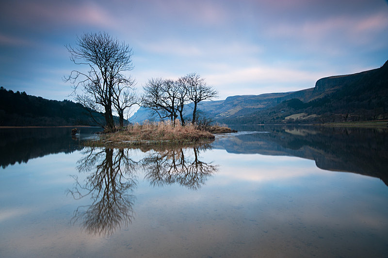 Glencar Lake and Ben Bulben, Co Sligo - Connaught's Wild Landscape