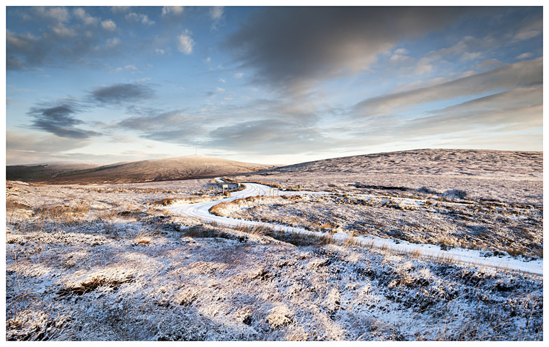 The Sally Gap, Co Wicklow - Leinster's Wild Landscape