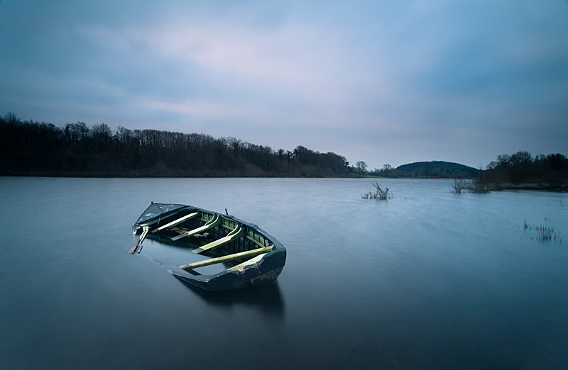Submerged, Lough Oughter, Co Cavan - Ulster's Wild Landscape