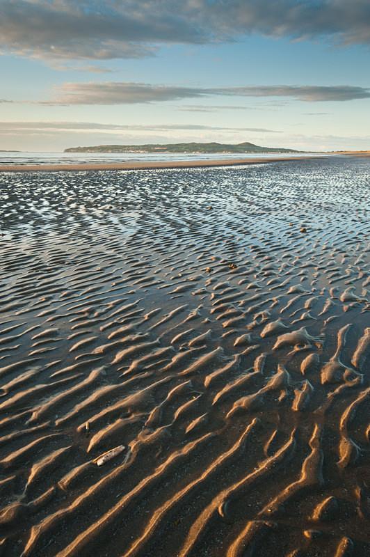First Light on Portmarnock Beach, Co Dublin - Dublin's Wild Landscape