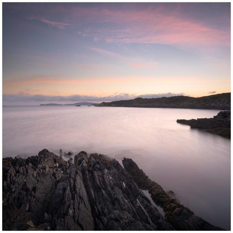 Evening Falls at Toormore Bay, West Cork - Munster's Wild Landscape