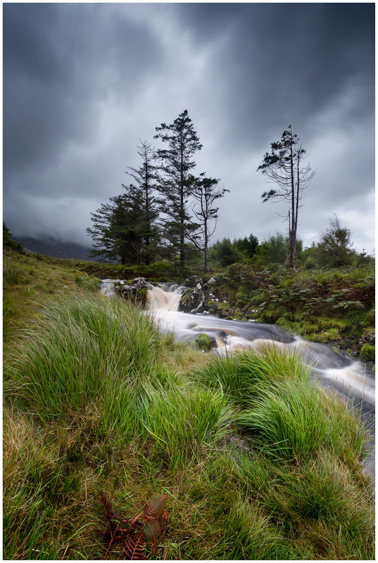 Rain in the Inagh Valley, Co Galway - 12 Recent Images