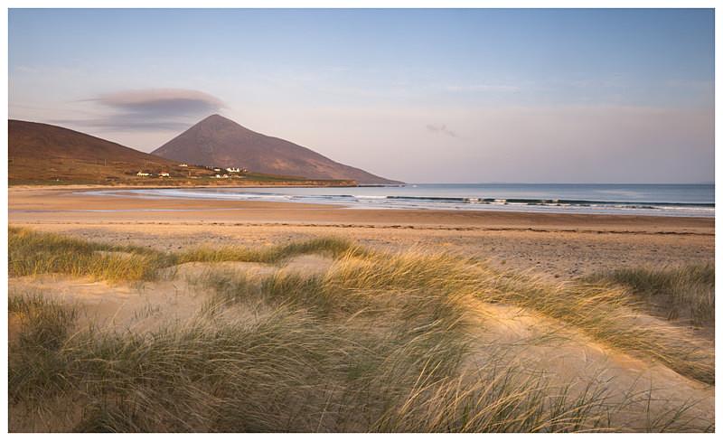 Slievemore, Achill Island, Co Mayo - Connaught's Wild Landscape