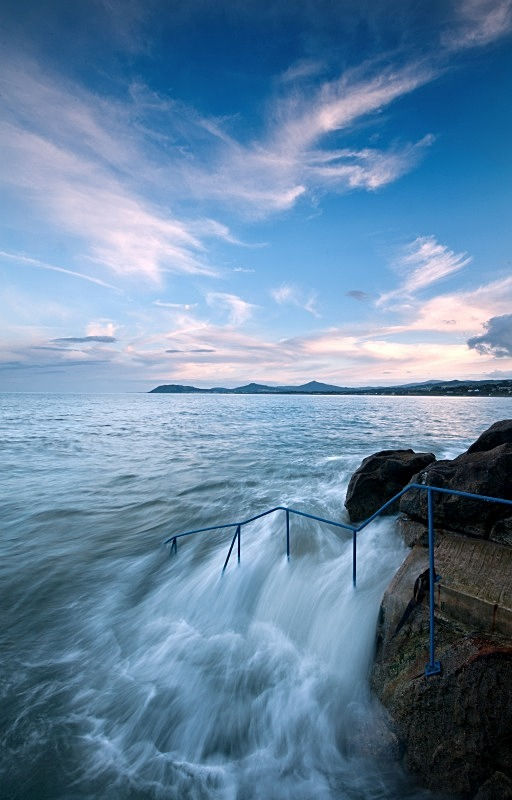 Vico Bathing Area, Killiney, Co Dublin - Dublin's Wild Landscape