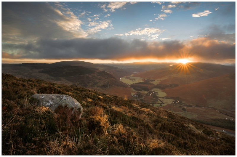 The Last Reach of the Summer Sun, Co Wicklow - 12 Recent Images