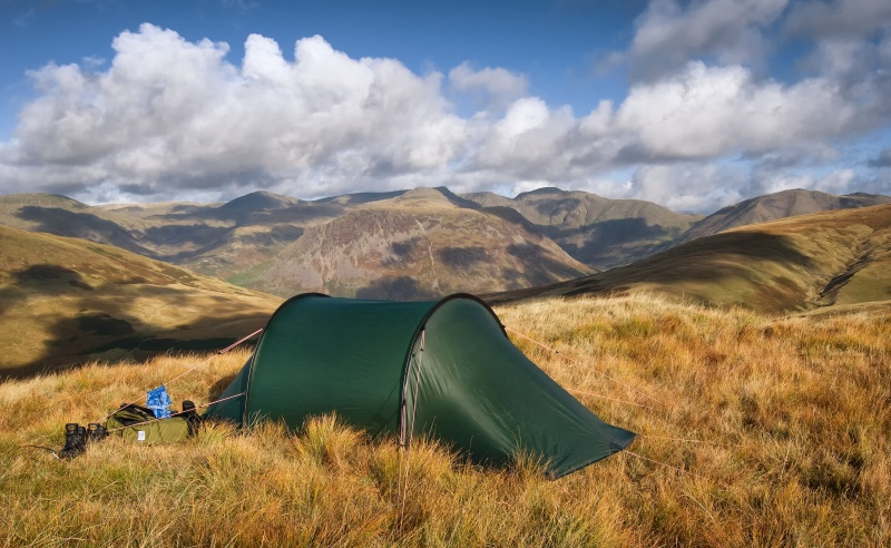 South west lake district photography wild camp course