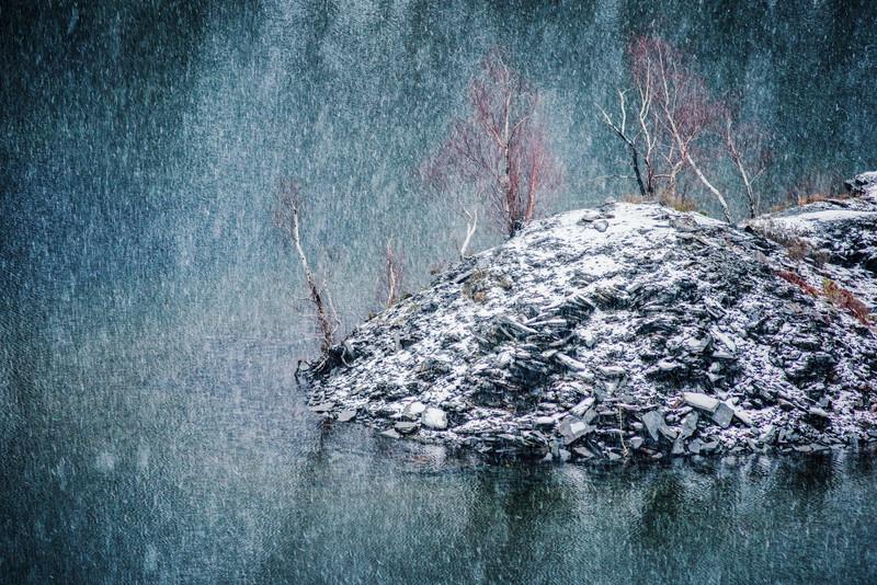 Ballachulish blizzard