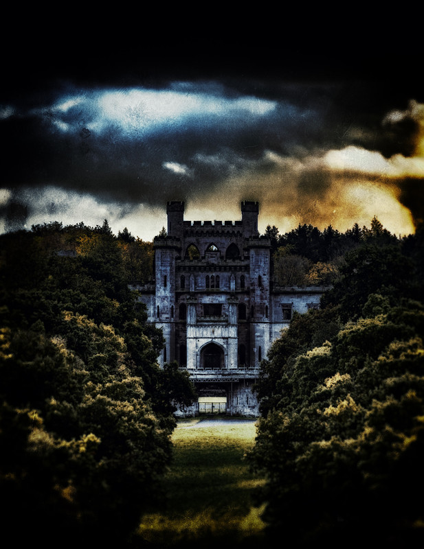 Sinister Lowther castle