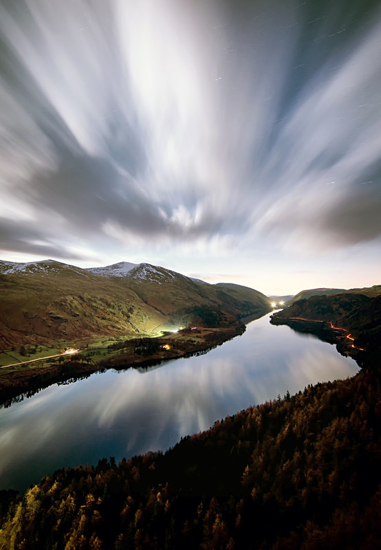 Lake District photography courses, workshops and  tours Healing - Thirlmere