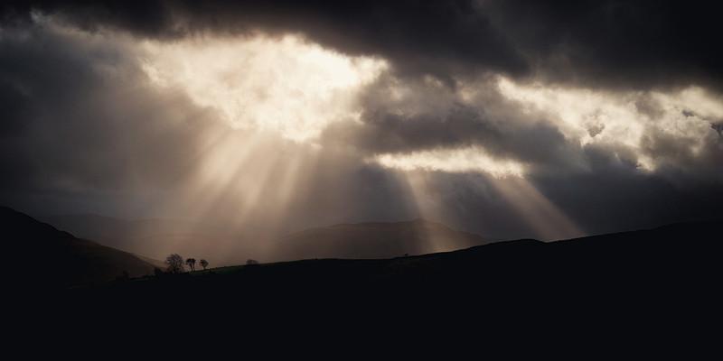 Stormy, Matterdale - Lake District