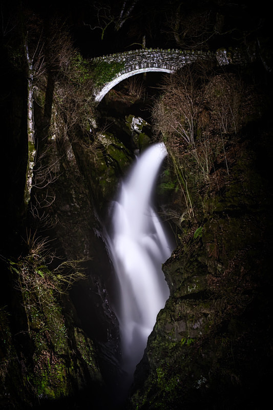Lake District photography courses, workshops and  tours Aira Force