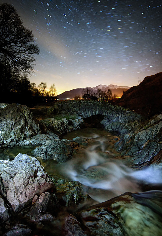 Lake District photography courses, workshops and  tours Ashness Bridge