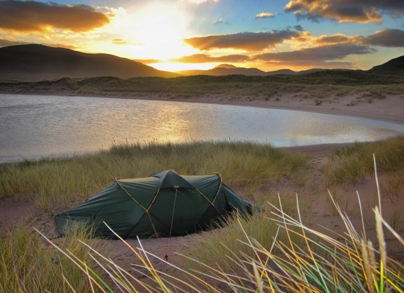 Sandwood bay photography tour in scotland