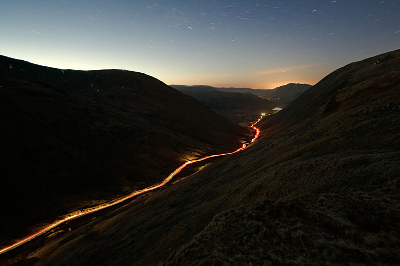 Lake District photography courses, workshops and  tours Flowing - Kirkstone Pass