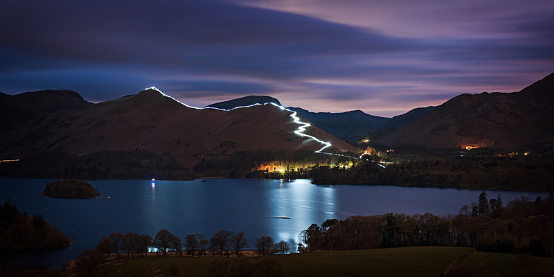 Lake District photography courses, workshops and  tours Catbells
