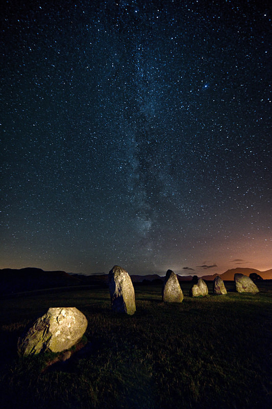 Lake District photography courses, workshops and  tours Castlerigg Stone Circle