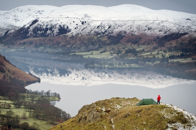 Hallin fell ullswater photography courses