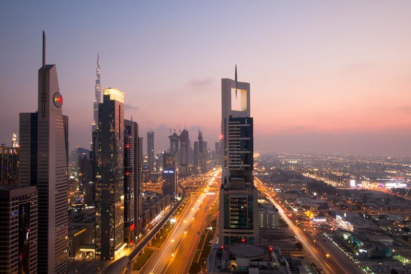 Light on - Dubai