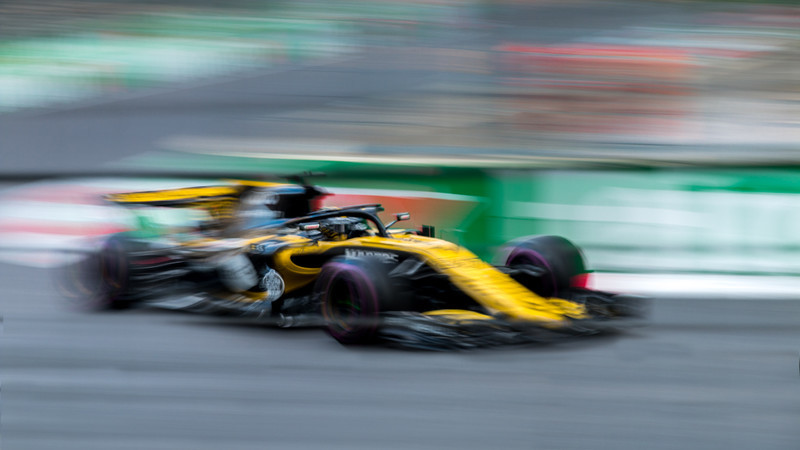 Renault Yellow - 2018