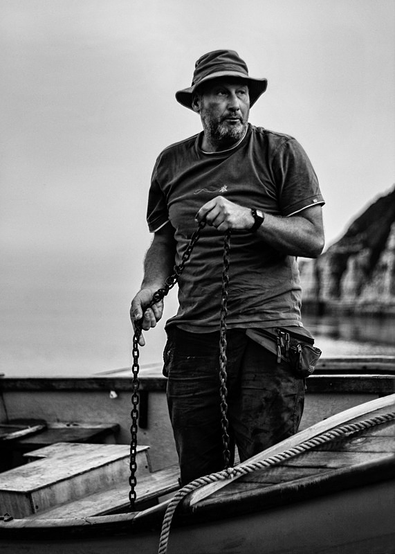 Fisherman - People & Street Photography