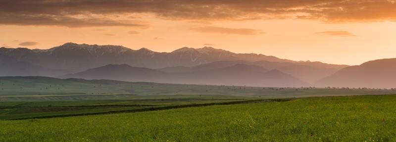 The Long View - Azerbaijan