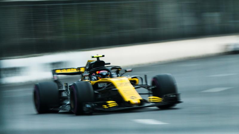 Renault Speed - 2018