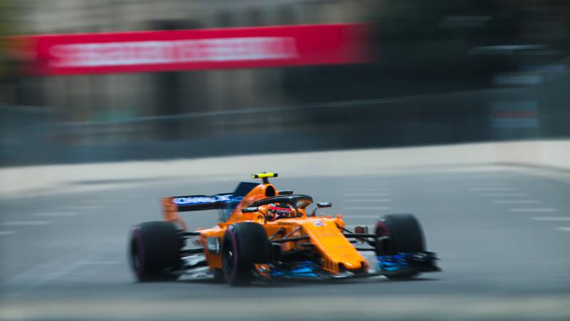 Mclaren Orange - 2018