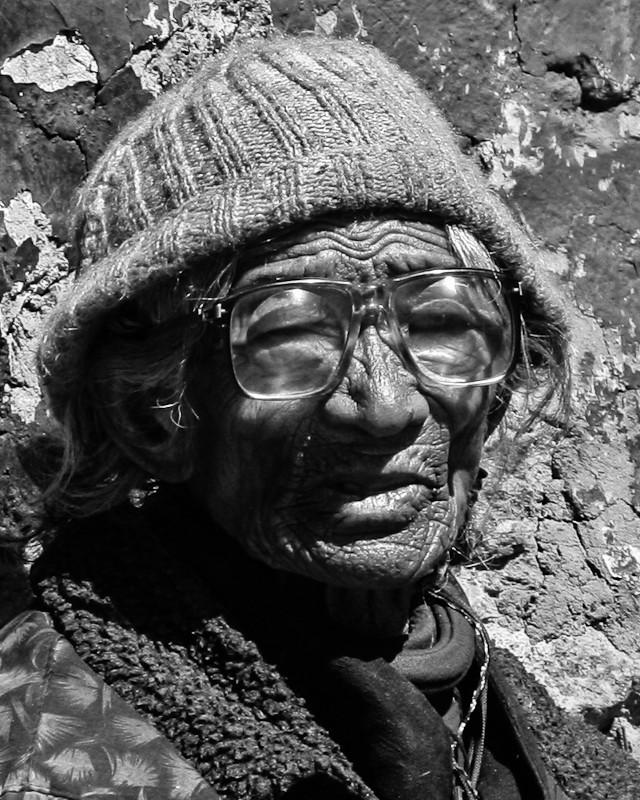 Nepali Portrait - People & Street Photography