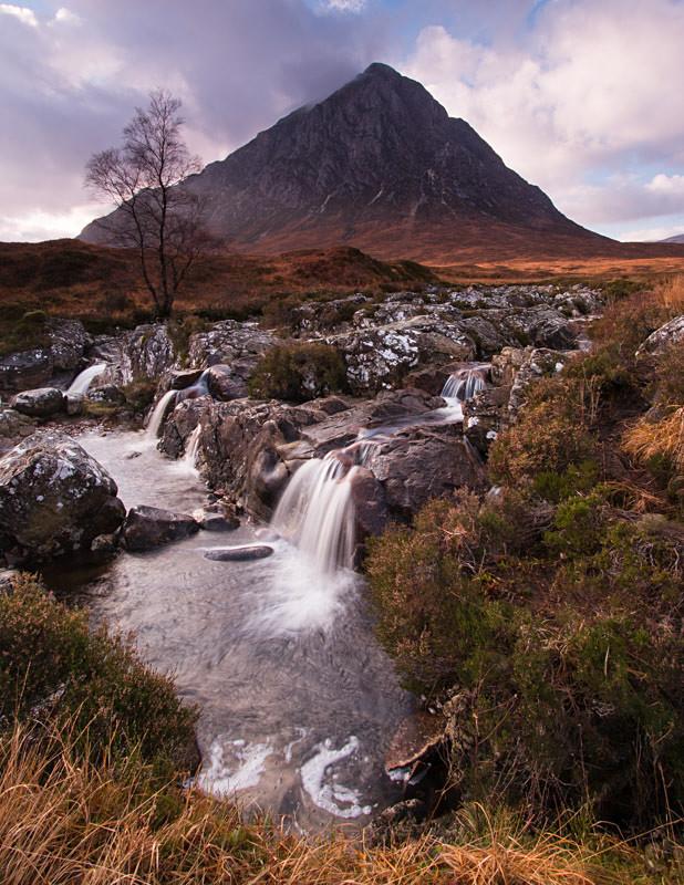 Classic Buachaille Etive Mor - Scotland