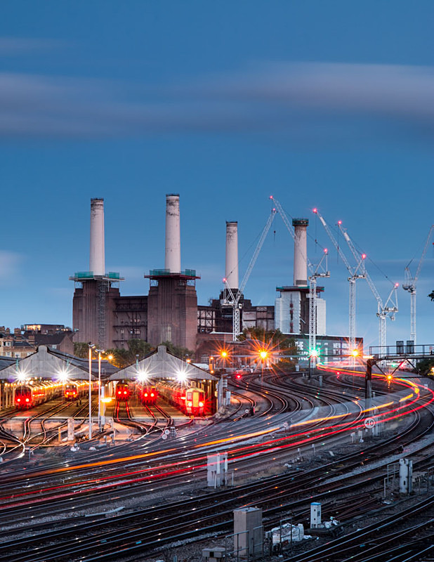 Battersea lights
