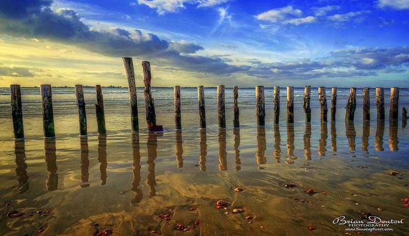 Sand Mirror - Coast & Shoreline