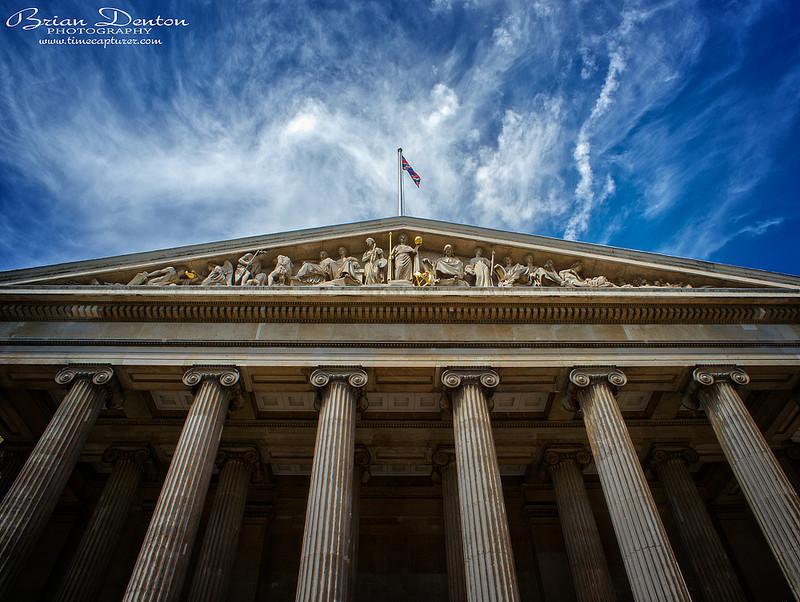 Pillars Of Time - London