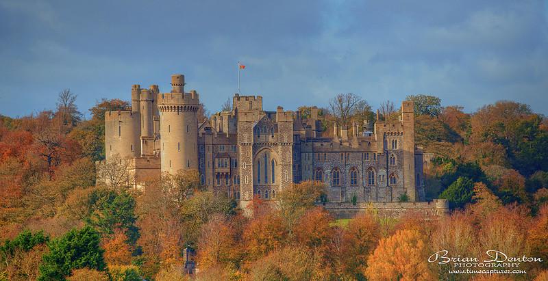 Castle Colours - Castles & Churches