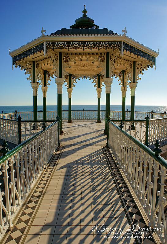 Bandstand - Sussex & Brighton